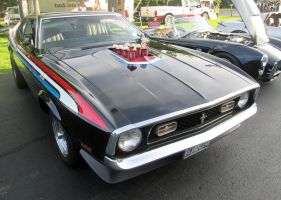 (1971) Ford Mustang Boss 351 by auroraTerra