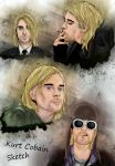 Kurt Cobain by Lightning-Stroke