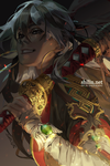 Blackbird - rough drawing for patreon by shilin