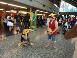 Luffy Cosplay 2 by Sinta54
