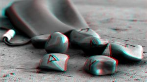 Rune Stones 3-D conversion by MVRamsey
