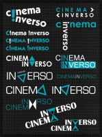 Logos: Cinema Inverso by mateuseven