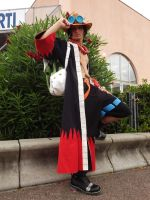 Portuguese D. Ace Alabasta Cosplay One Piece by RedAceCosplay
