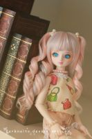 Dollmeet Fat Dragon: Lucretia by darknaito