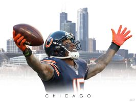Brandon Marshall Wallpaper by timdallinger