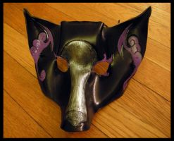 Foxglove Mask by Mink-the-Satyr