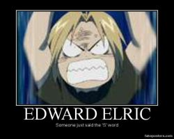 Edward Elric Demotivational by Lexi9890
