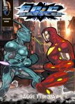 Ironman Vs The Guyver!!! by daystormone