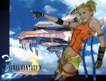 FFX's Rikku by Flash321