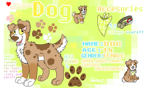 Dog Ref! by DerpyDoggeh