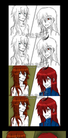 + Xing And Fai + by sefie-ireth
