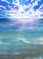 Background practice - Water by Rin-Shiba