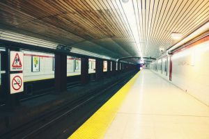 ttc subway by snapshott