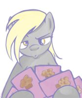 Can't read my Derpy face by bunnimation