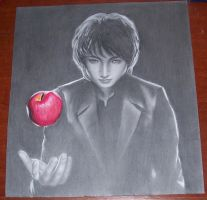 light yagami by can-u-hear-me
