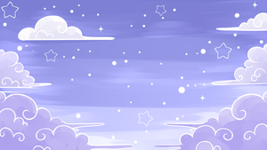 {Background} Whispy Clouds by KodaConstellation