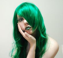 . emerald 4 . by Grotesque-Stock