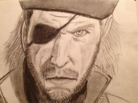 big Boss by cblink22