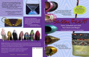 Sassy Feet 2nd Edition Cover by Killbot-Beauty