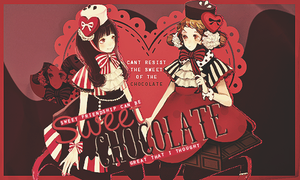 Sweet Chocolate by MayaGenetic