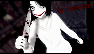 Jeff the killer Cosplay by S2KawaiiNekoS2