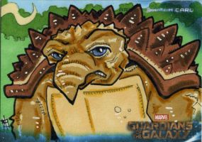 Guardians of the Galaxy - Tork by 10th-letter