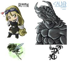 iscribble doodles by yamilink