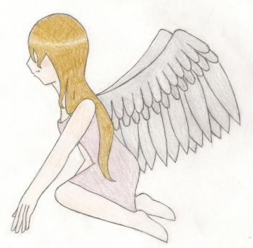 Angel by mermaidonfire