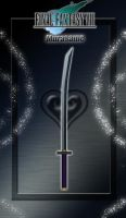FFVII Broadsword - Murasame - by WeapondesignerDawe