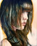 Little Ghost by MichaelShapcott