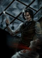 Sweeny Todd by VinRoc