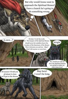 Wolf Comic --SS-page29-- by SheltieWolf