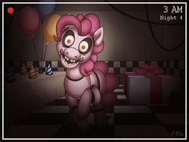 Five Nights at Pinkie's by OEmilyThePenguinO
