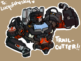 Trailcutter by xenotechnophile
