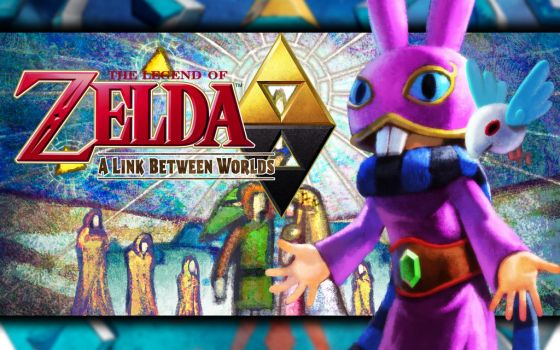 Ravio - A Link Between Worlds by Link-LeoB