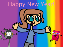Happy New Year ( 2015 ) by thedrksiren