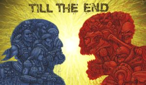 Till The End with text by ECTmonster