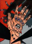 The Hand That Feeds by Hot-Pink-Metal