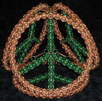 Peace Ring by Rescyou