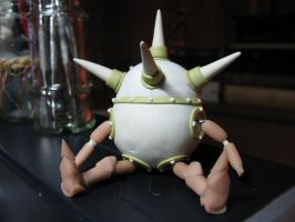 Labyrinth goblin cannon ball WIP 2 by FurtherShore