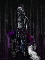 Drow in the Matrix by Syreene