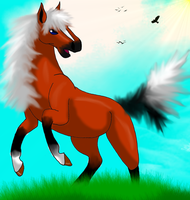Epona by Starlight-Sonic