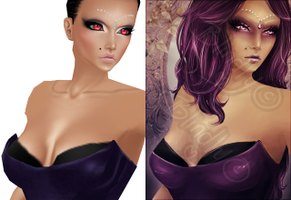 IMVU DP: Premade | Vanity by NotMarty