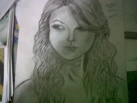 taylor swift by andreaelena