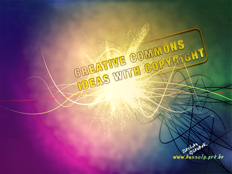 Ideas with Creative Commons by reator