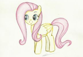 Fluttershy by narusasulove