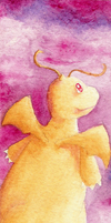 BOOKMARK: Dragonite. by meriimerodii