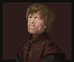 Tyrion vector by VisAnastasis