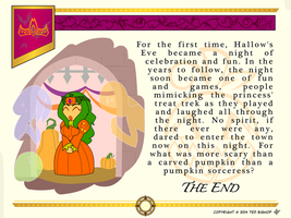 Another Princess Story - Pumpkiny Ever After by Dragon-FangX