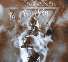 La Chameleon by poolichoo